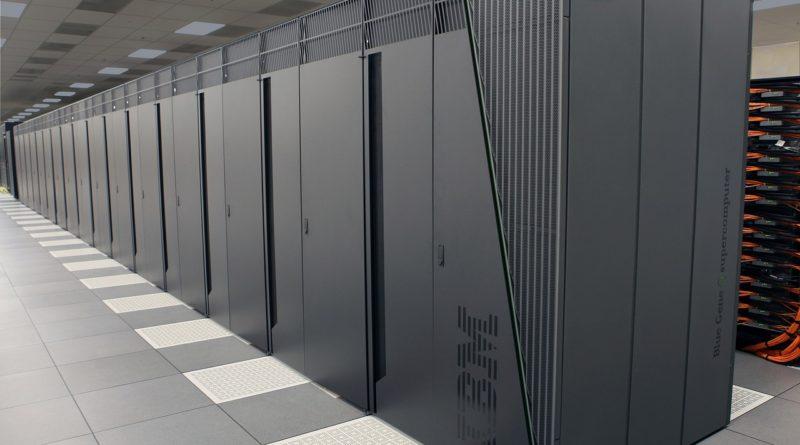 supercomputers by IBM