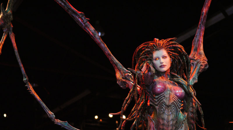 Kerrigan welcomes a worthy enemy
