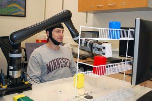 Robotic Arm - controlled by human thought