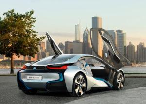 i8 Hybrid