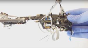 Bat Bot - Autonomous Flying Robot