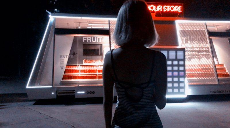 Moby Mart Autonomous Mobile Shops