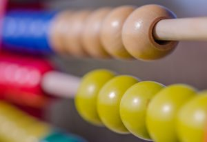 Replacing the Human Abacus with a Robot