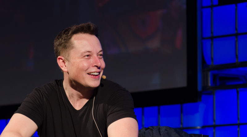 Elon Musk, Photo by Heisenberg Media