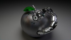 A 3D Printed Robot