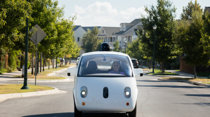Waymo - no an Alphabet company