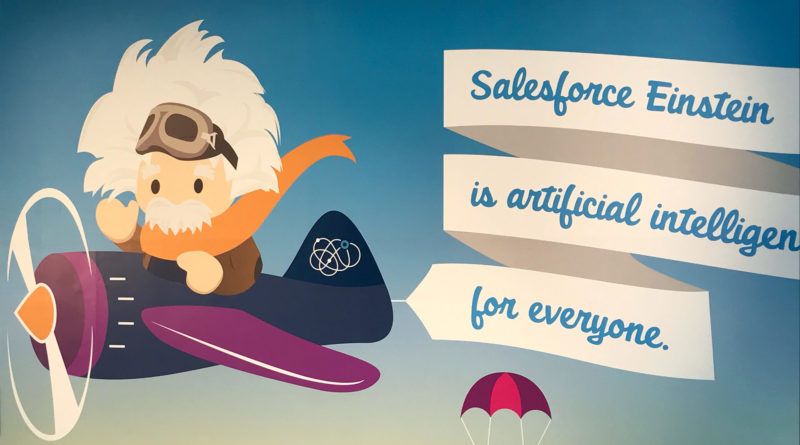 Salesforce MyEinstein - AI and Chatbots Management