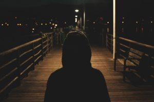 Invisibility versus surveillance detection